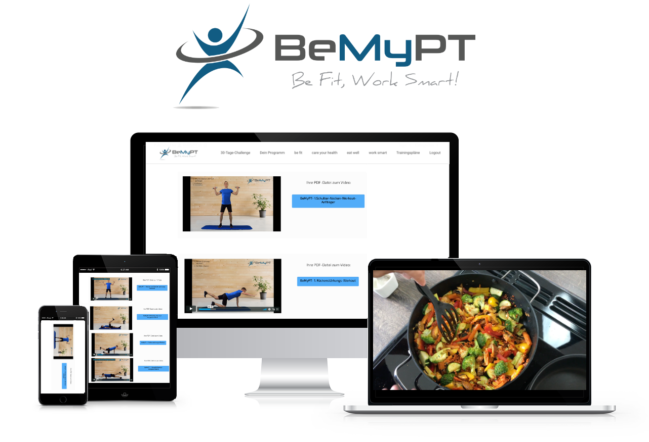 BeMyPT- be fit, work smart!